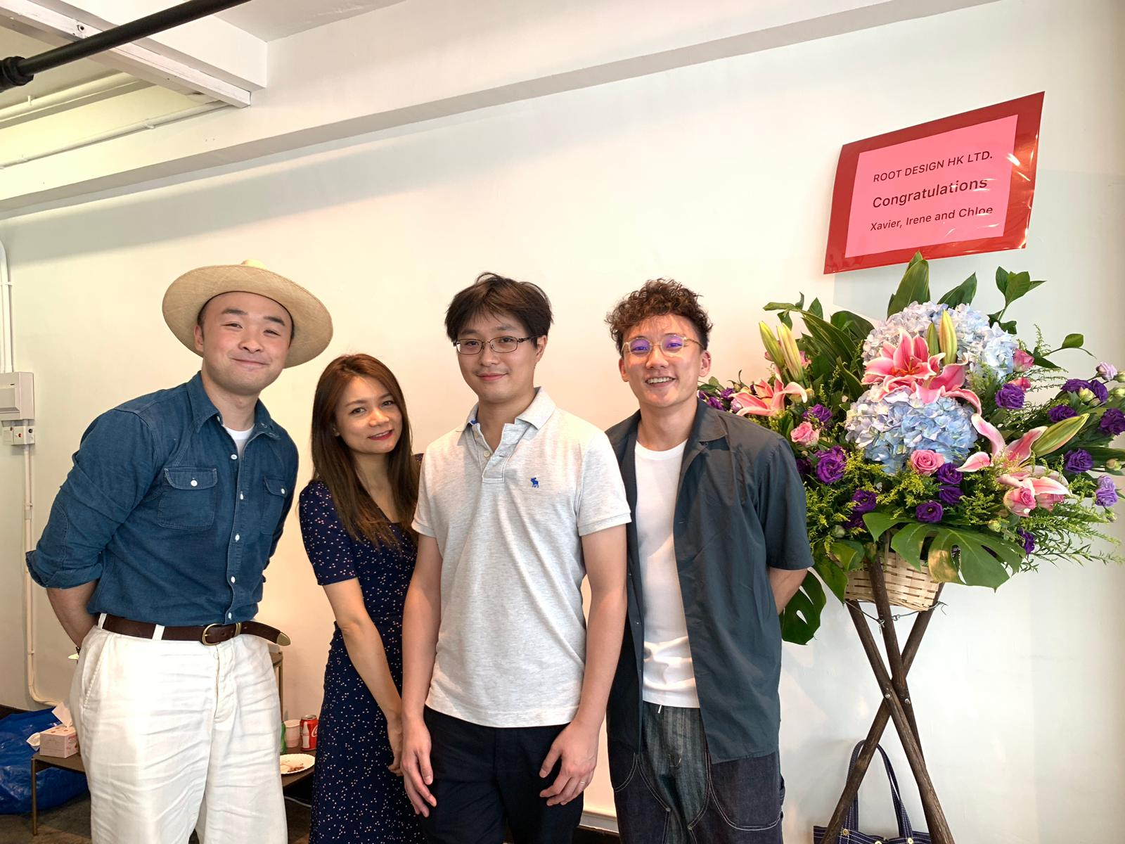 Anya Wu, Design Director of Root Design HK Limited, Hong Kong