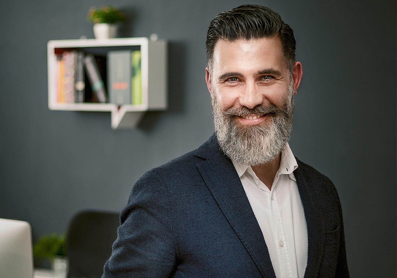 Giovanni Murgia, Creative Director of Redfish Advertising, Italy