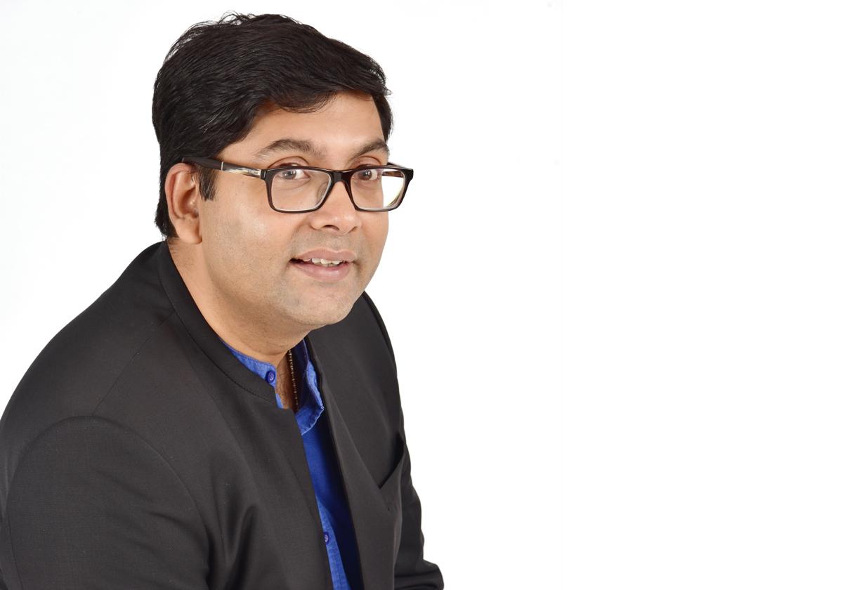 Arnab Ghosh, Partner in OSTRACA, India
